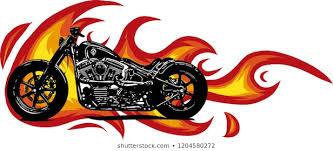 SKIN MOTO: HIDRA FLAMEJANTE