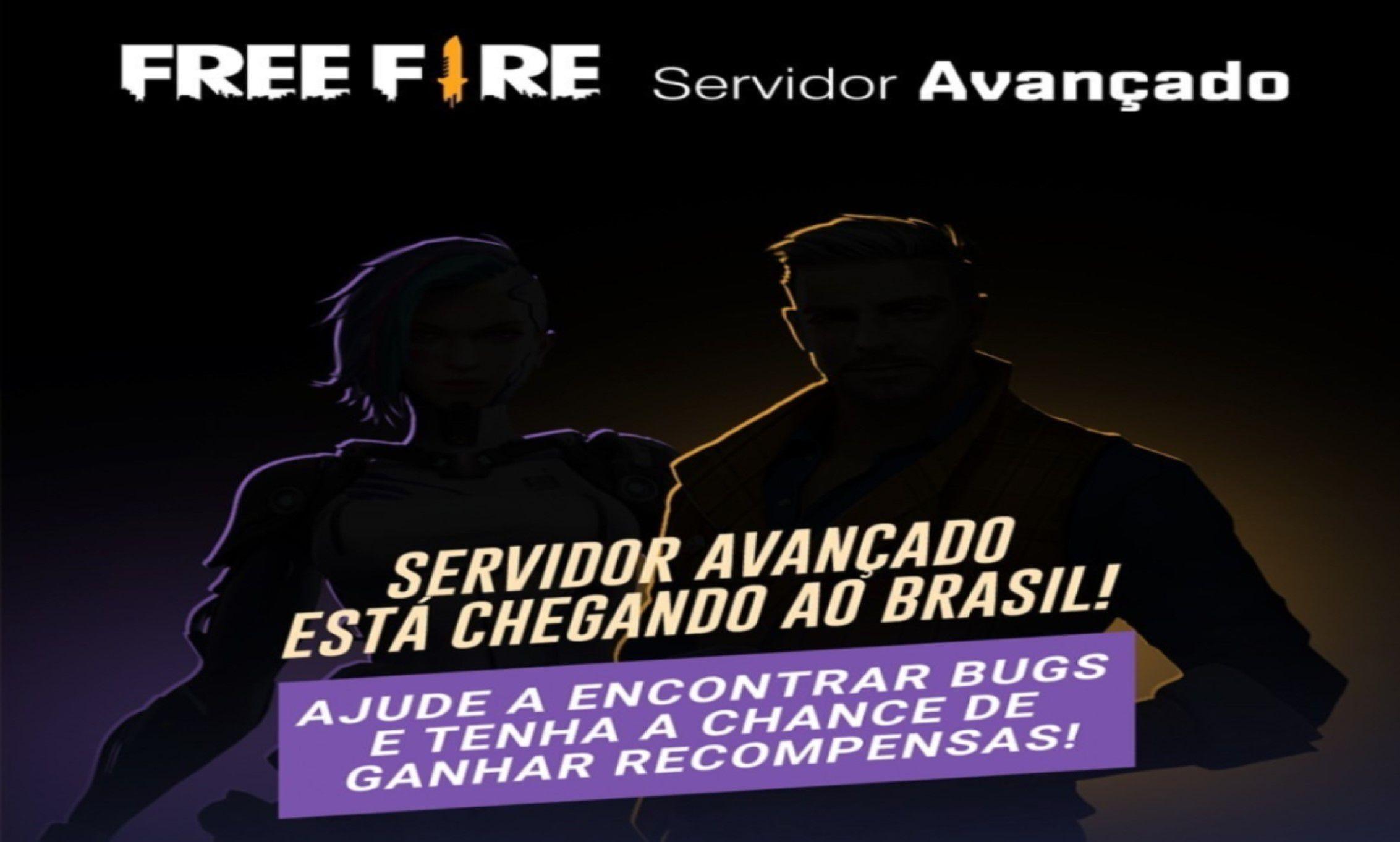 NOVO SERVIDOR AVANÇADO BRASILEIRO