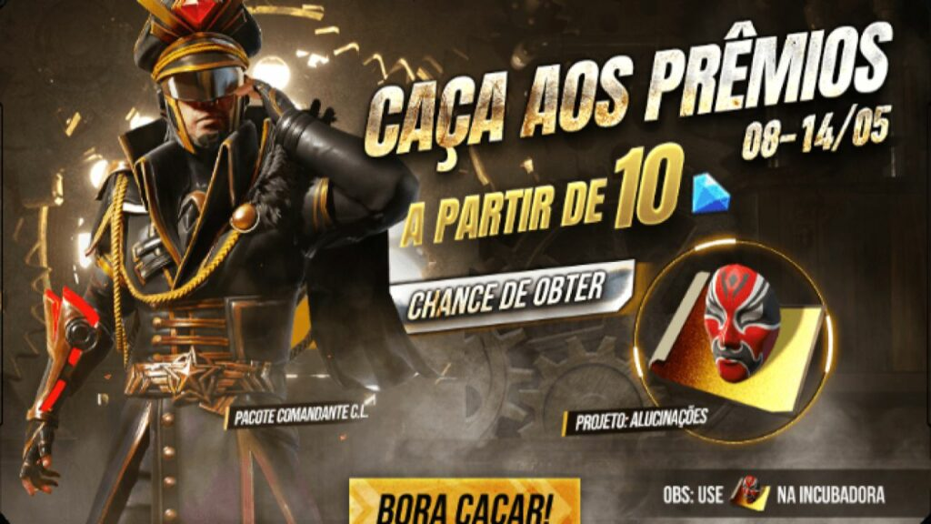 "https://freefirenews.com/ ""class ="" wp-image-9976 ""srcset ="" https://freefirenews.com/wp-content/uploads/2020/05/capa-novo-evento-caca-aos-premios_compressed -1024x576.jpg 1024w, https://freefirenews.com/wp-content/uploads/2020/05/capa-novo-evento-caca-aos-premios_compressed-300x169.jpg 300w, https://freefirenews.com/wp -content / uploads / 2020/05 / capa-novo-evento-caca-aos-premios_compressed-768x432.jpg 768w, https://freefirenews.com/wp-content/uploads/2020/05/capa-novo-evento- caca-aos-premios_compressed-696x392.jpg 696w, https://freefirenews.com/wp-content/uploads/2020/05/capa-novo-evento-caca-aos-premios_compressed-1068x601.jpg 1068w, https: // freefirenews.com/wp-content/uploads/2020/05/capa-novo-evento-caca-aos-premios_compressed-747x420.jpg 747w, https://freefirenews.com/wp-content/uploads/2020/05/capa -new-event-caca-aos-premios_compressed.jpg 1280w ""tamaños ="" (ancho máximo: 1024px) 100vw, 1024px"