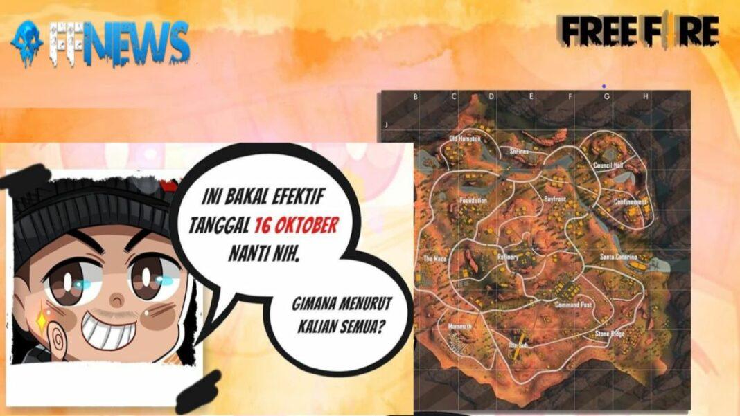 mapa de kalahari fuera de rango