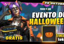 gostosuras ou travessuras, evento de halloween ff