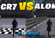 CR7 vs ALOK