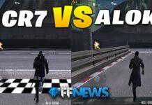 CR7 vs ALOK