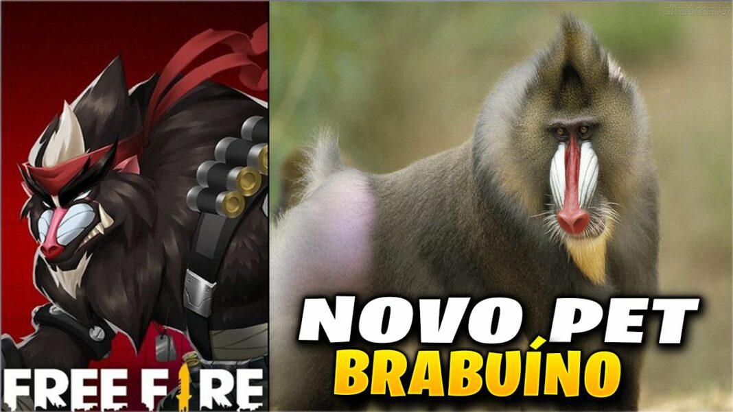 mascota brabuino free fire