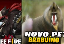pet brabuíno free fire