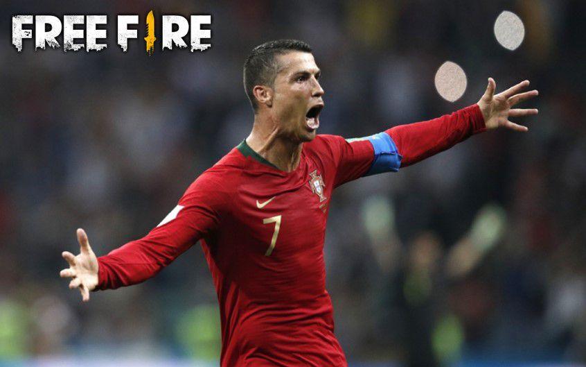Parceria De Free Fire X Cristiano Ronaldo Free Fire News
