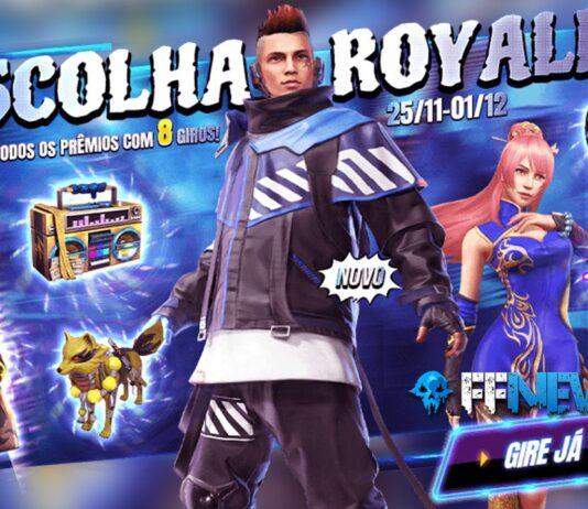 escolha royale ffcs
