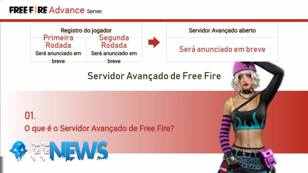 servidor avanzado OB25 free fire
