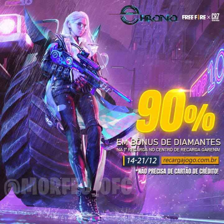 bonus 90% diamantes
