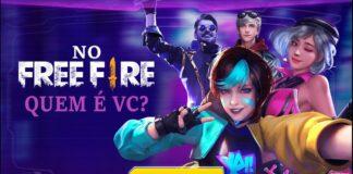 descubra quem é você no free fire
