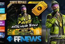 novo ouro royale free fire